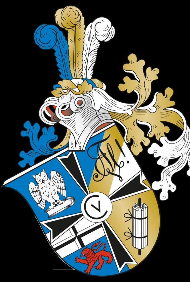 Wappen der K.D.St.V. Alania Bonn im CV